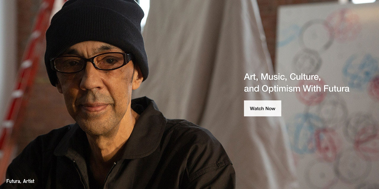 Art, Music, Culture, and Optimism