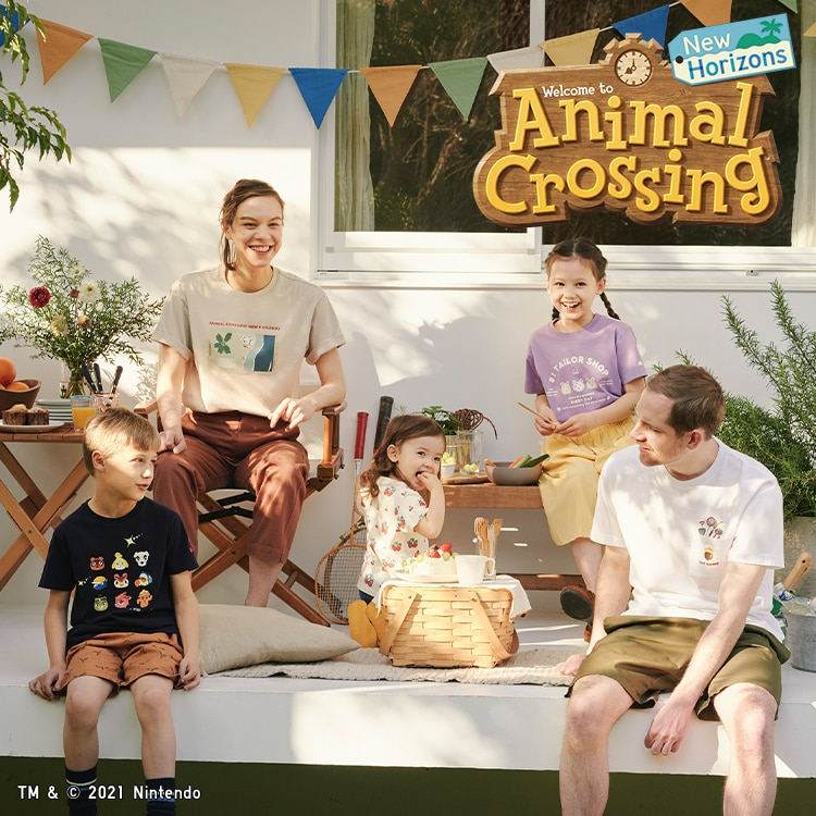 Arriving late June: Animal Crossing