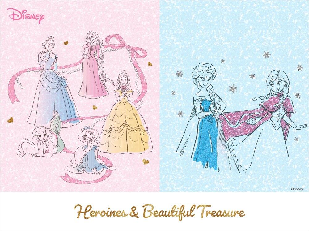 Disney_Heroines_in_Blooming Main Image