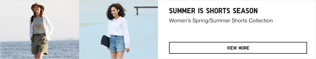 Women's Spring/Summer Shorts Collection