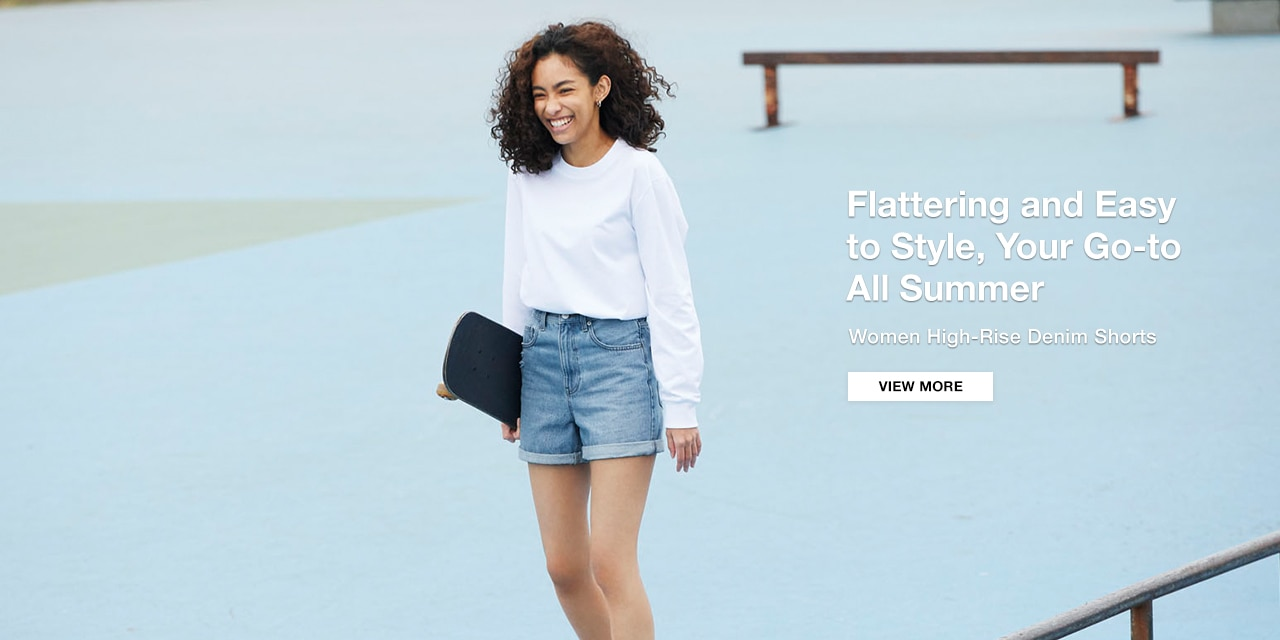 Flattering and easy to style, you go-to all summer.