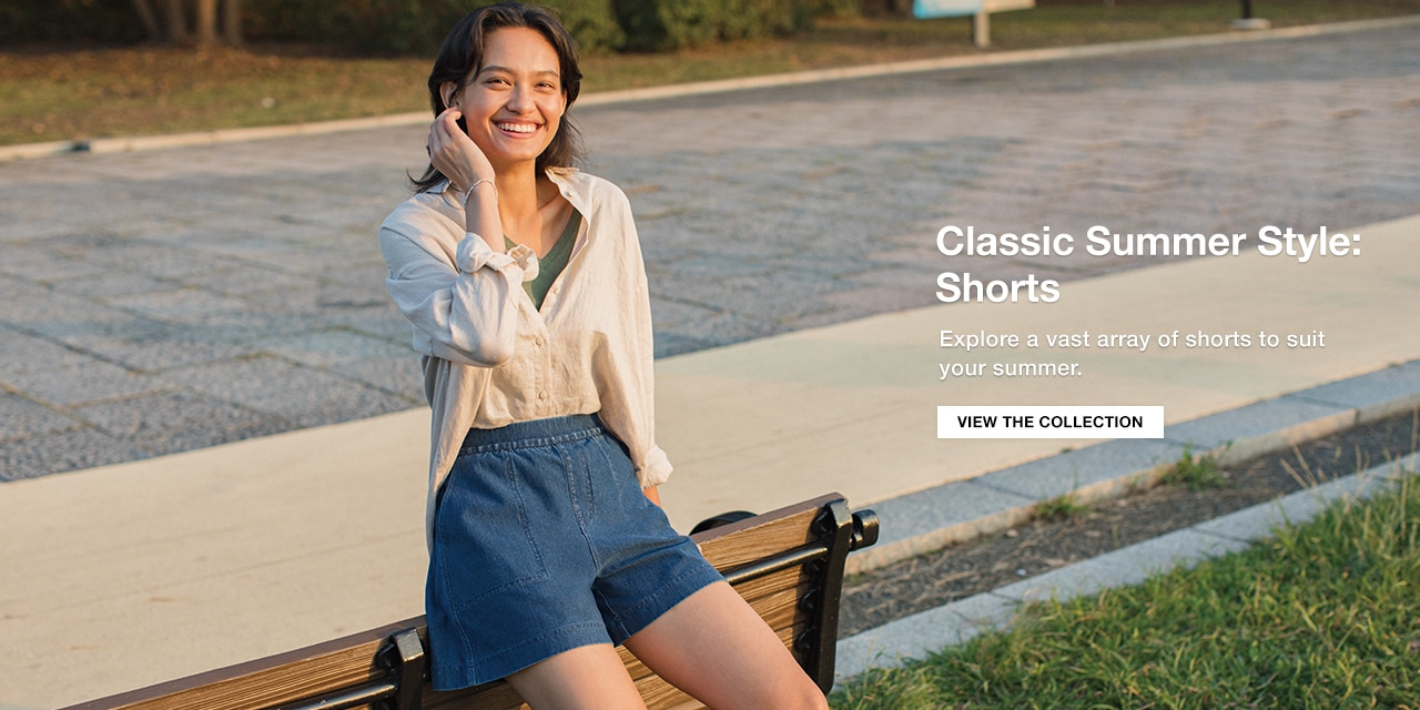 Classic Summer Style: Shorts