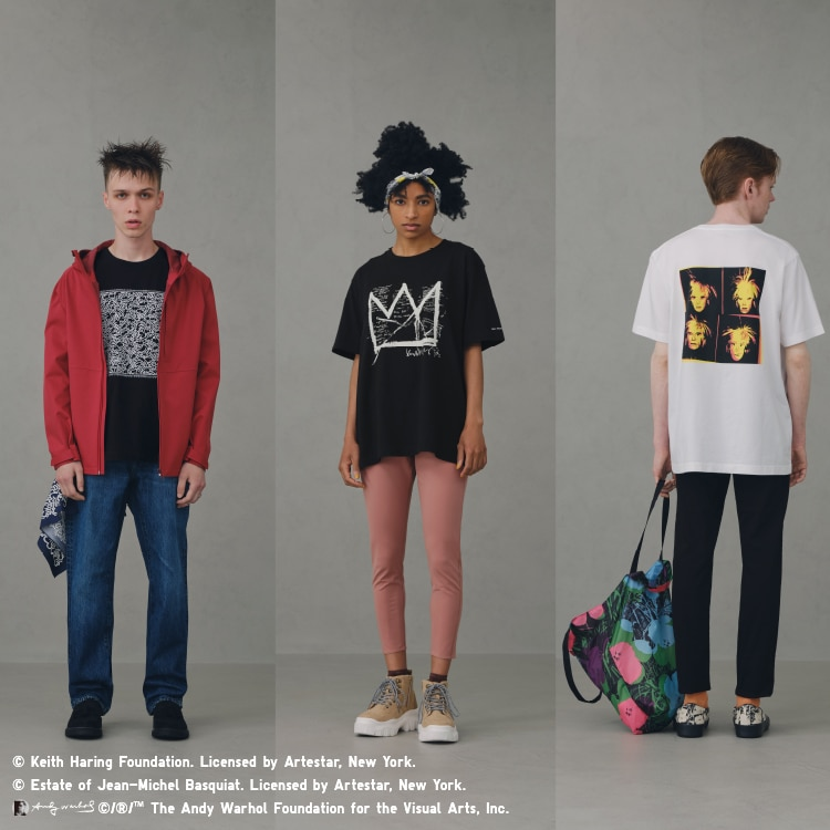 Arriving 7/26: Andy Warhol / Jean-Michel Basquiat / Keith Haring