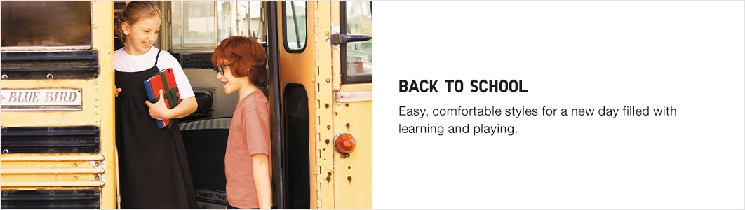 click here to learn more about the Back to School styles
