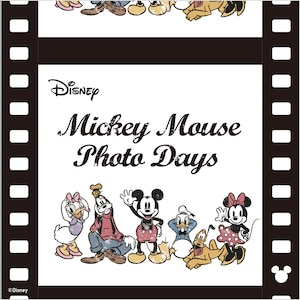 artwork of Mickey Mouse Photo Days
