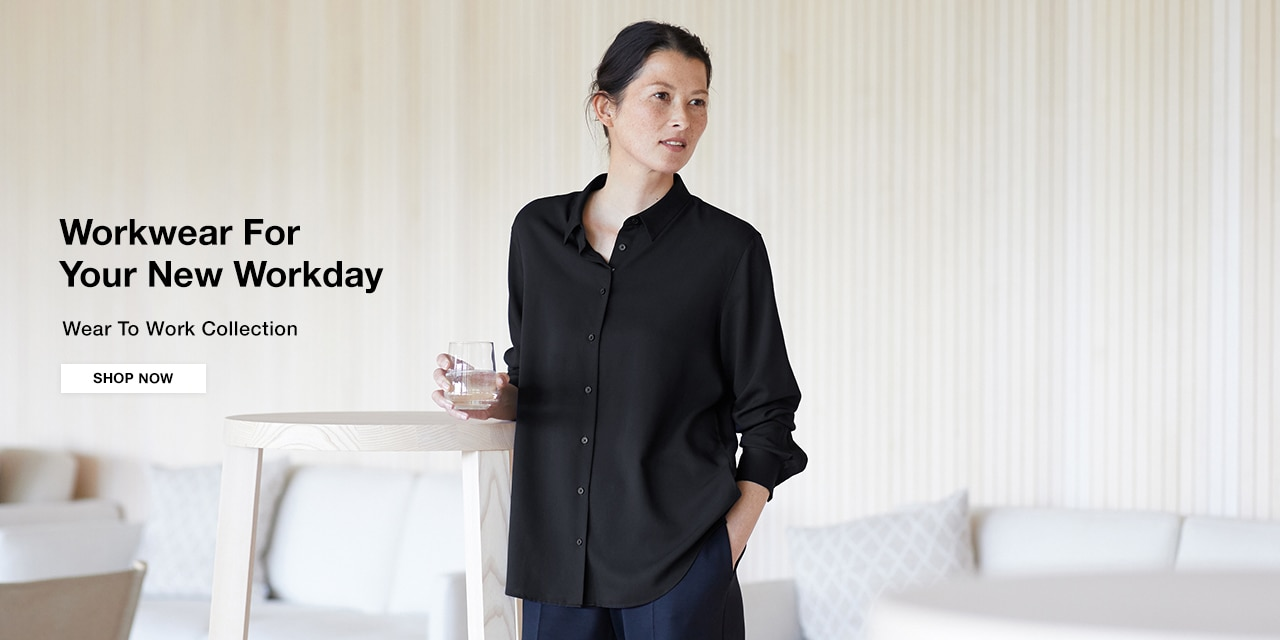 Workwear For Your New Workday