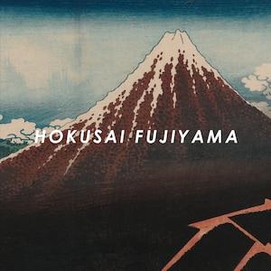 artwork of Hokusai Fujiyama
