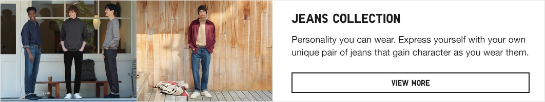 click here to learn more about the Jeans styles