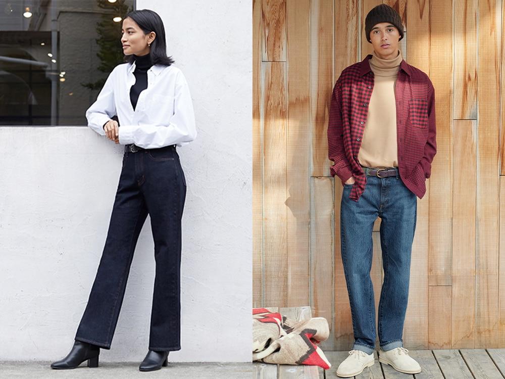 UNIQLO Jeans image