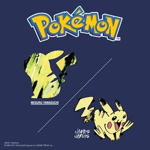 artwork of Pokémon Meets Artist