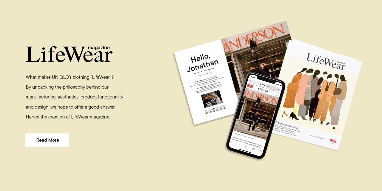 LifeWear Magazine Issue 05 2021 Fall/Winter