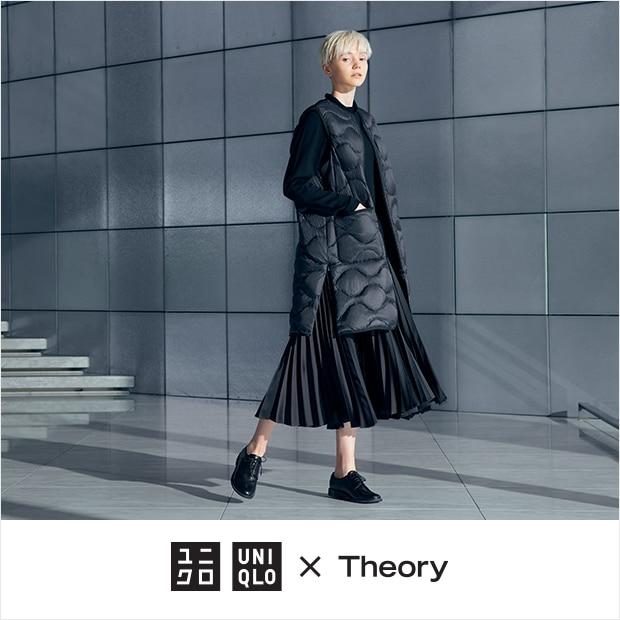 UNIQLO x Theory Fall/Winter 2021 image