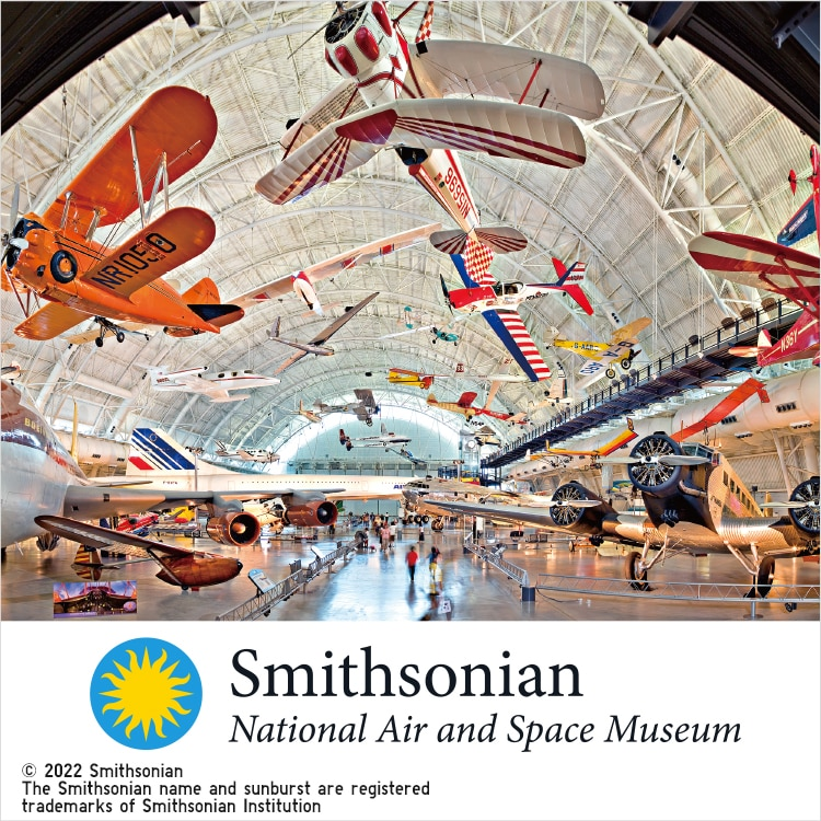 The Smithsonian National Air and Space Museum image