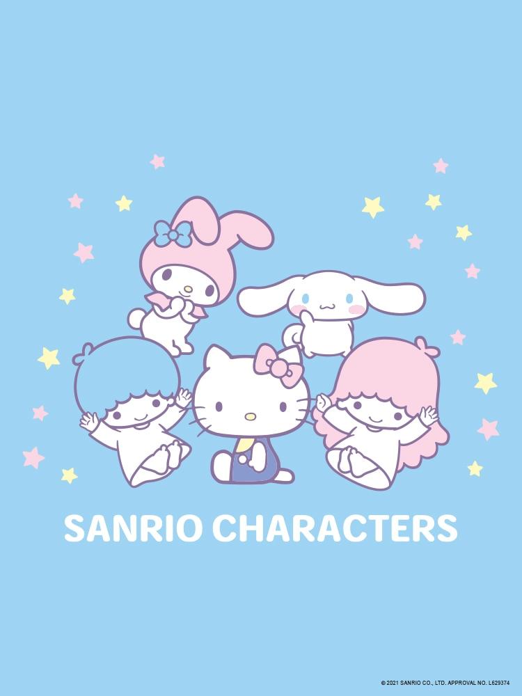 Sanrio Characters Arriving in October