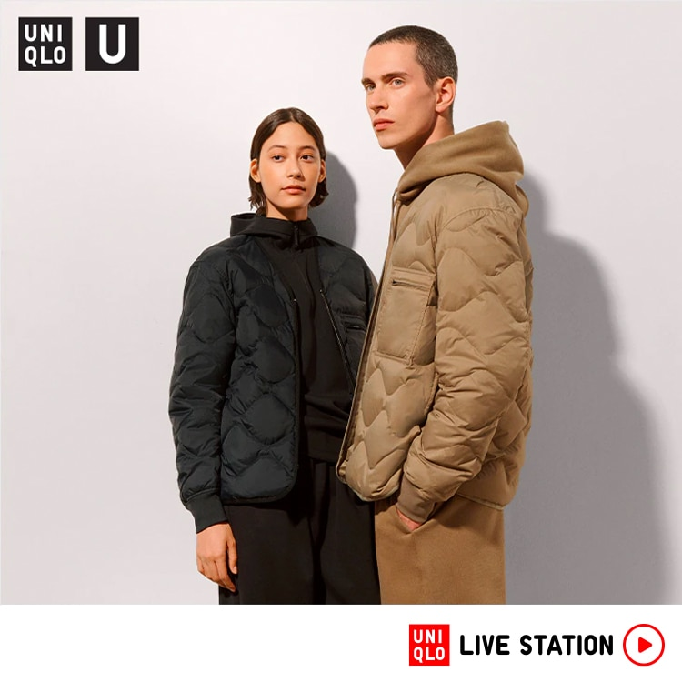 Tune in for Uniqlo U Collection preview 9/29 5PM ET