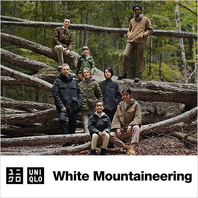 Arriving 11/1: UNIQLO and White Mountaineering