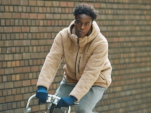 Windproof Fleece Full-Zip Jackets