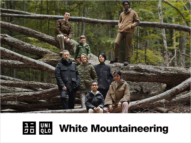 Outerwear created with LifeWear simplicity and White Mountaineering style.