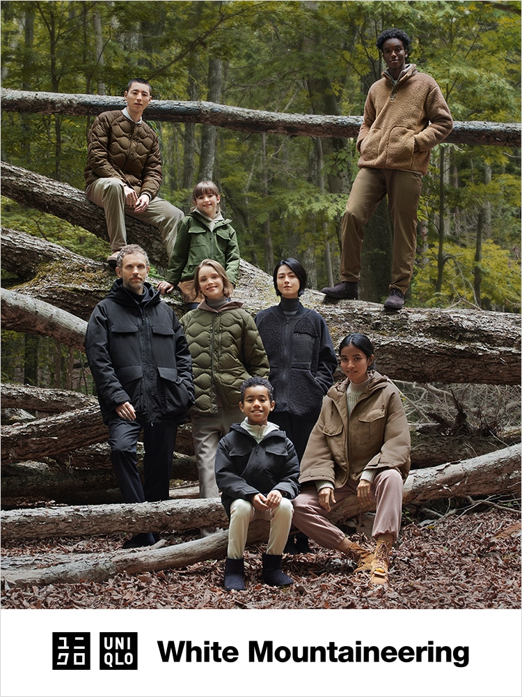 UNIQLO and White Mountaineering Arriving 11/1