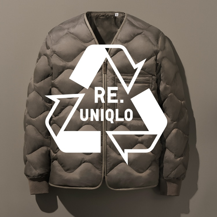 Recycle UNIQLO Down for A $10 Thank You Voucher