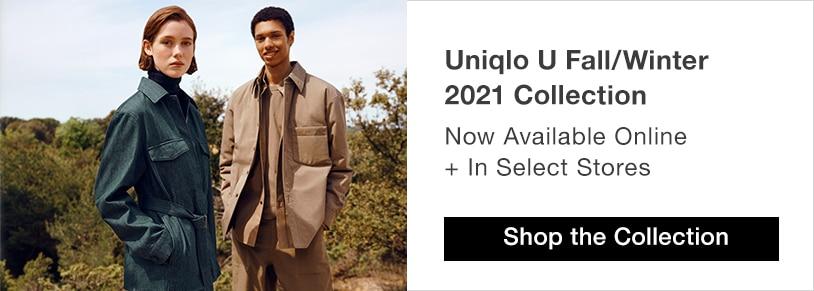 Uniqlo U shop the collection