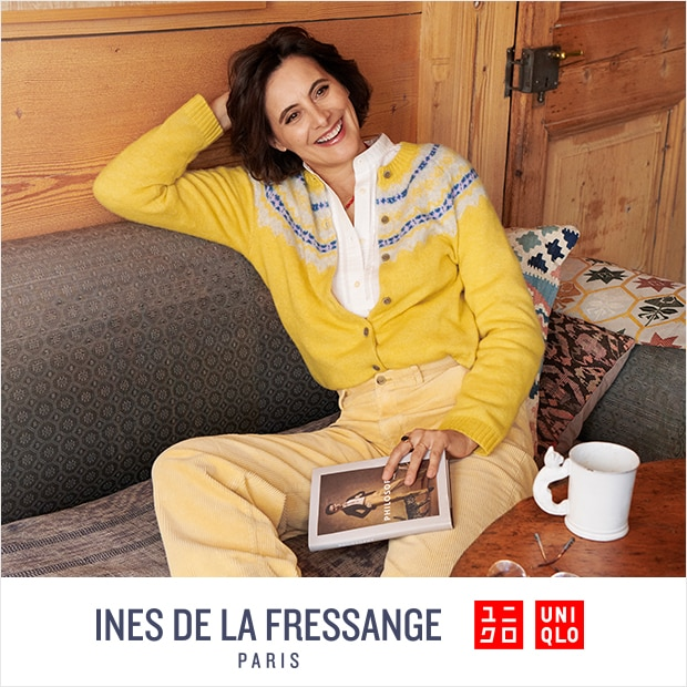 Timeless clothes embracing French Chic open a new chapter of LifeWear.