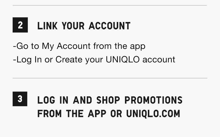 App Member Deals Steps Banner Step 2 and 3