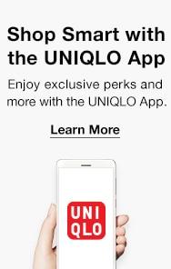 Uniqlo App Promo Banner