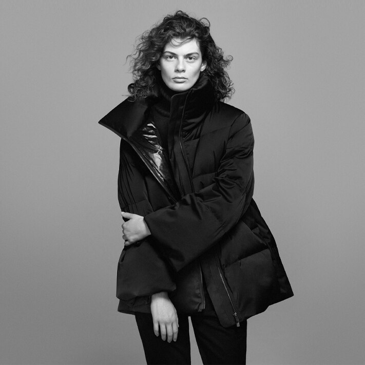 A special collection marking the end of Chapter 2 with designer Jil Sander.