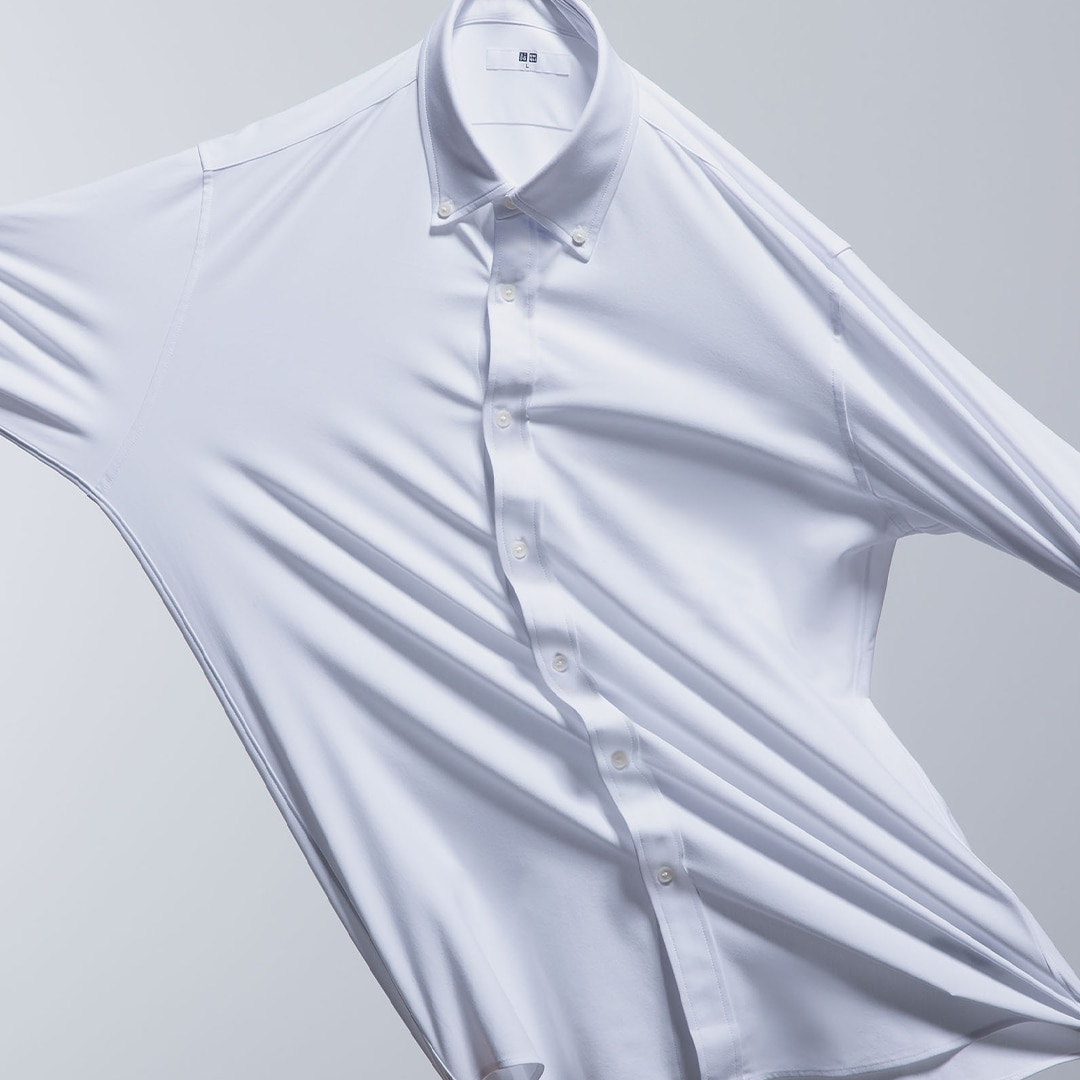 Jersey softness combined with easy care and excellent stretch.
