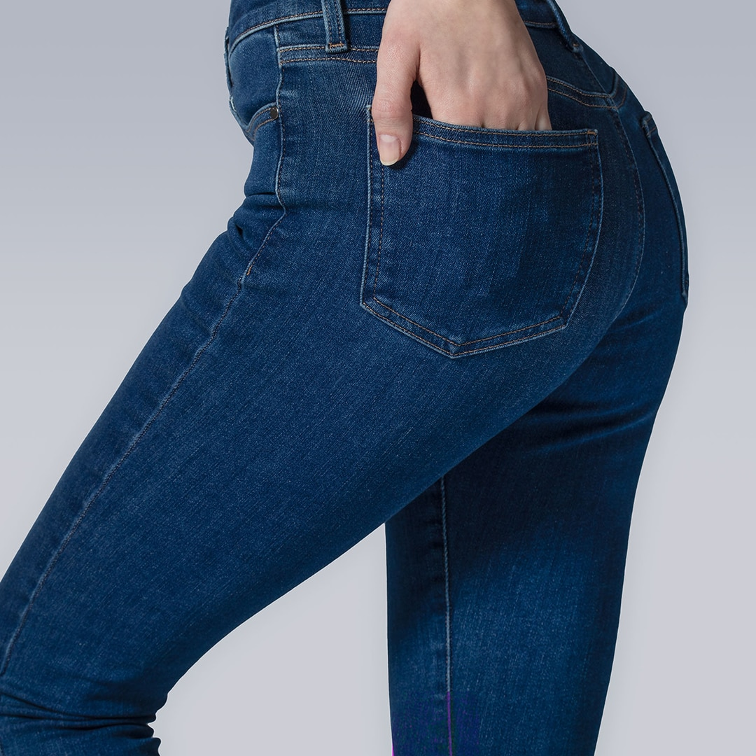 Our stretchiest jeans yet. The ultimate comfortable skinny fit.