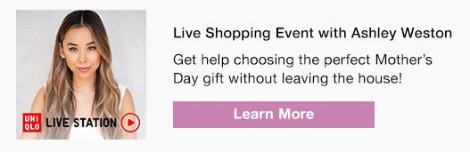 Live Shopping Event with Ashley Weston on 4/28 3:00pm EST