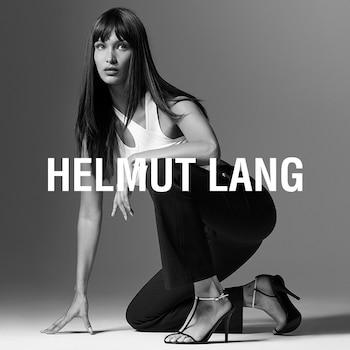 Helmut Lang Surplus Sale