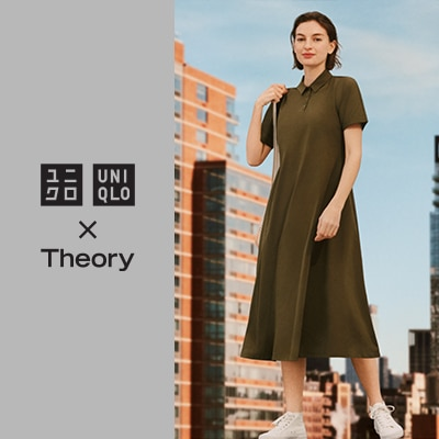 Arriving 5/20: UNIQLO x Theory