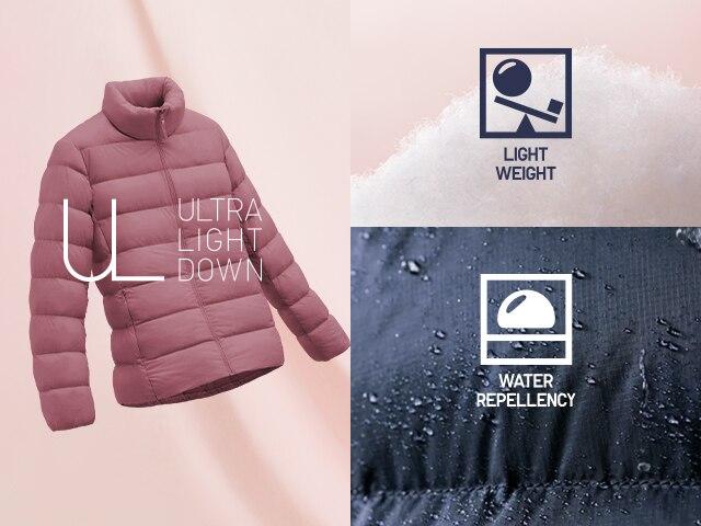 Ultra Light Down Jackets