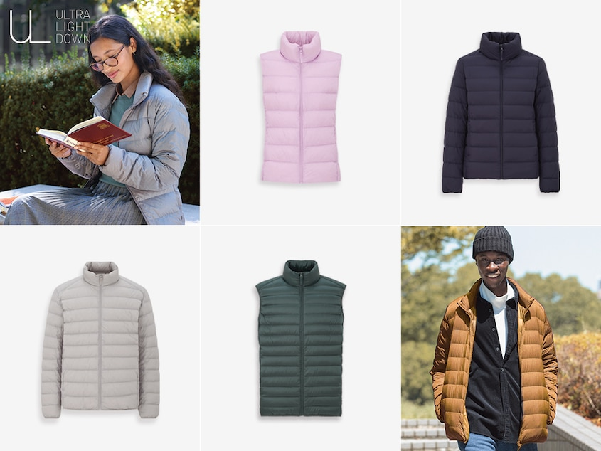 Light, Packable, Warm