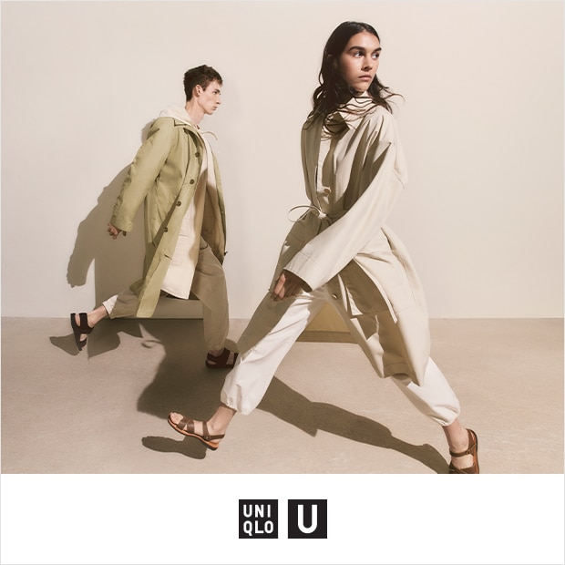 New Uniqlo U arrives 2/4 mid-morning ET