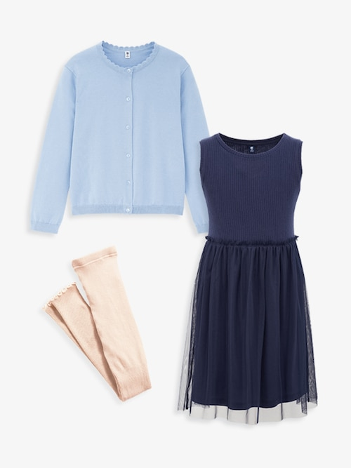 model image of dress