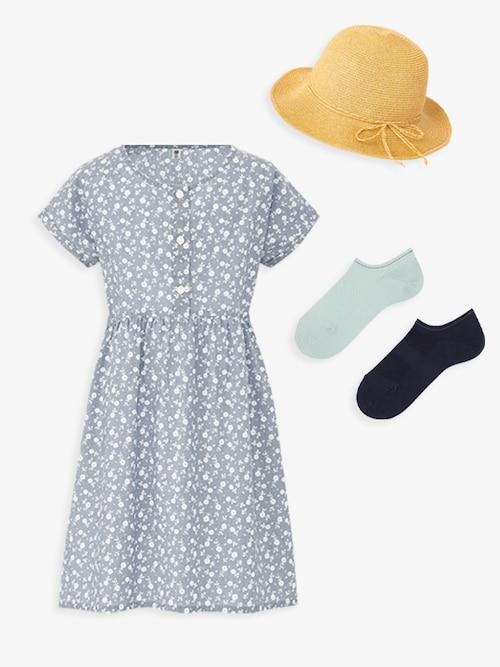 model image of dress