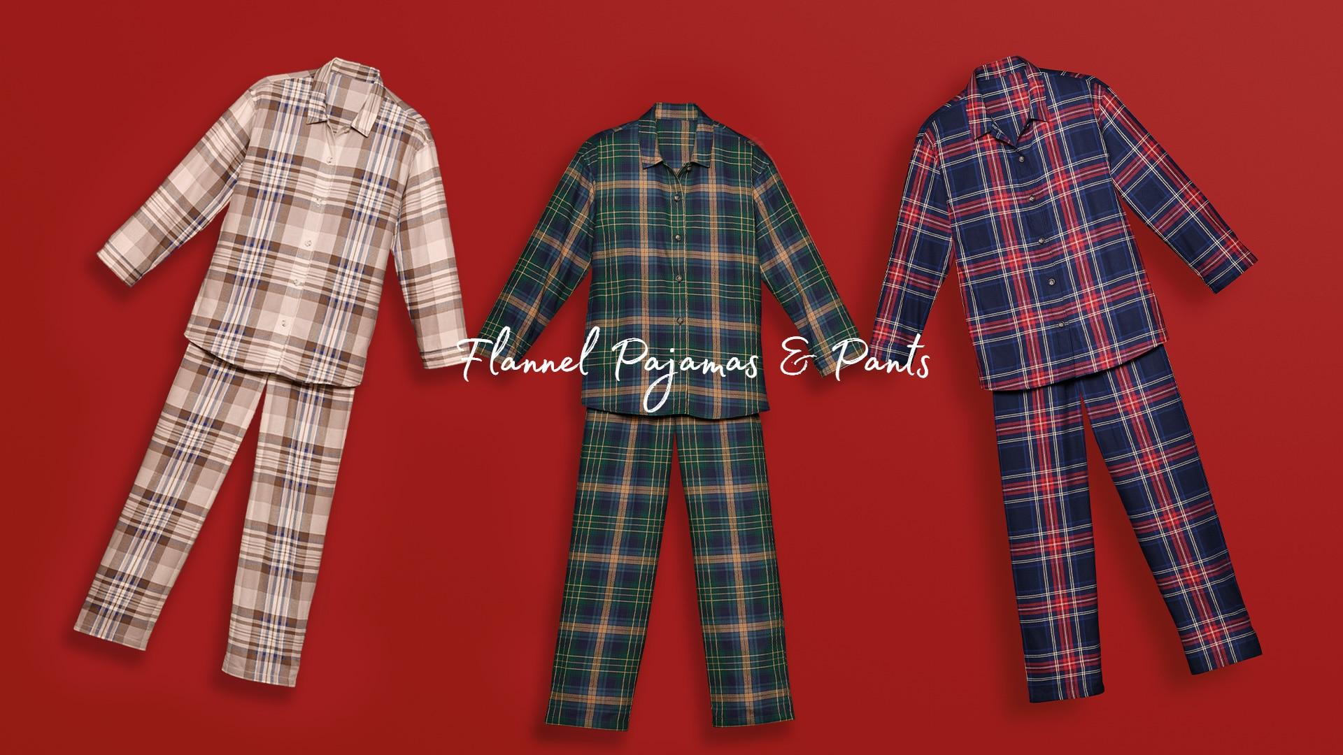 Flannel Loungewear
