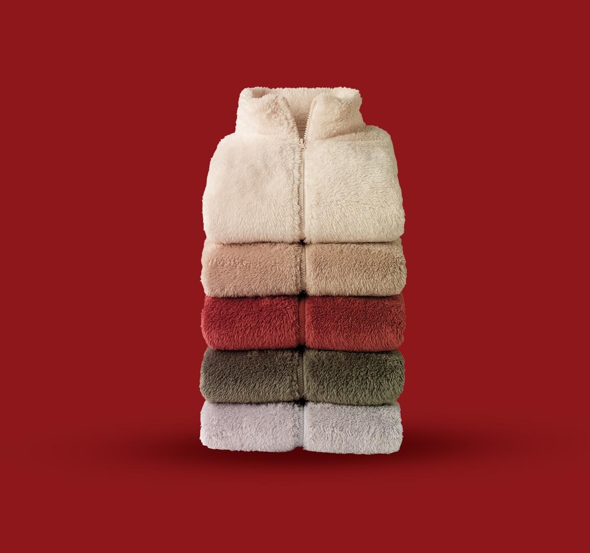 Feel-Good Fleece detail