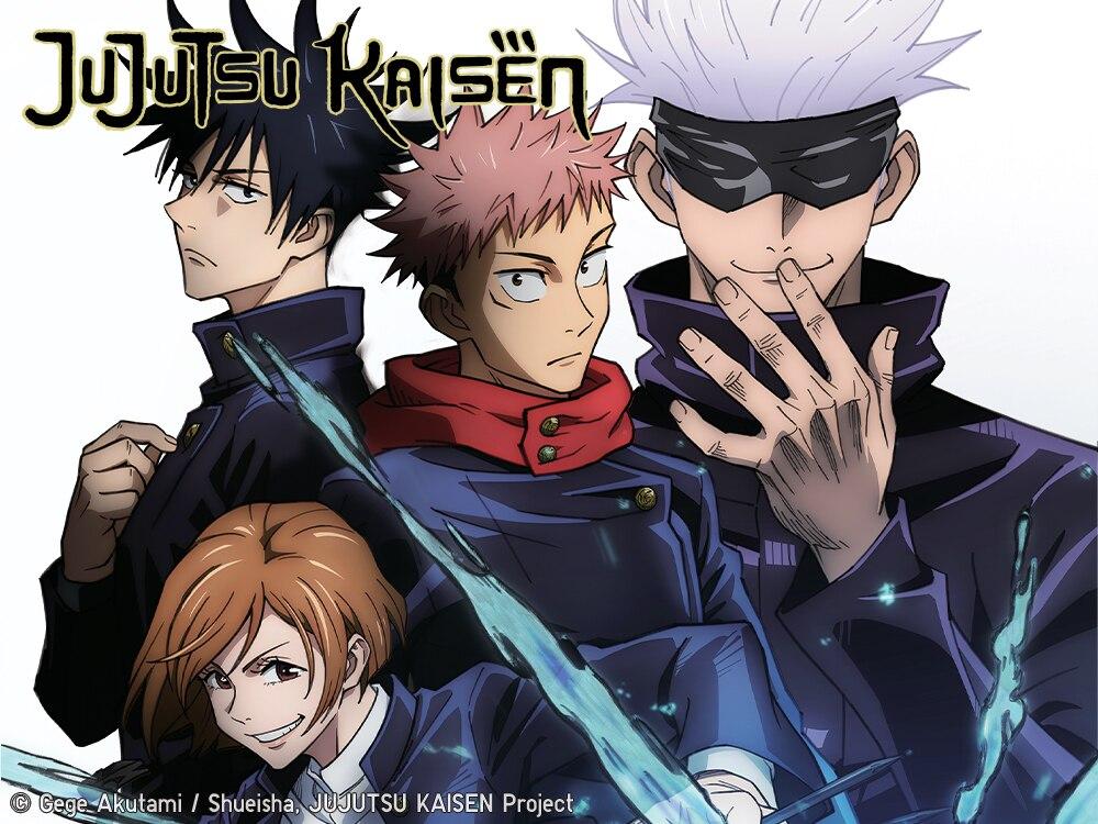 TV_Anime_JUJUTSU_KAISEN Main Image