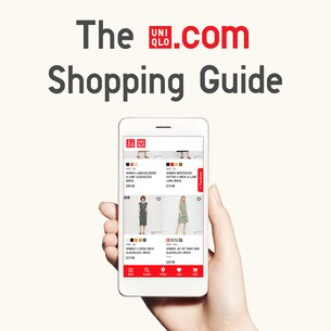 UNIQLO.com Shopping Guide
