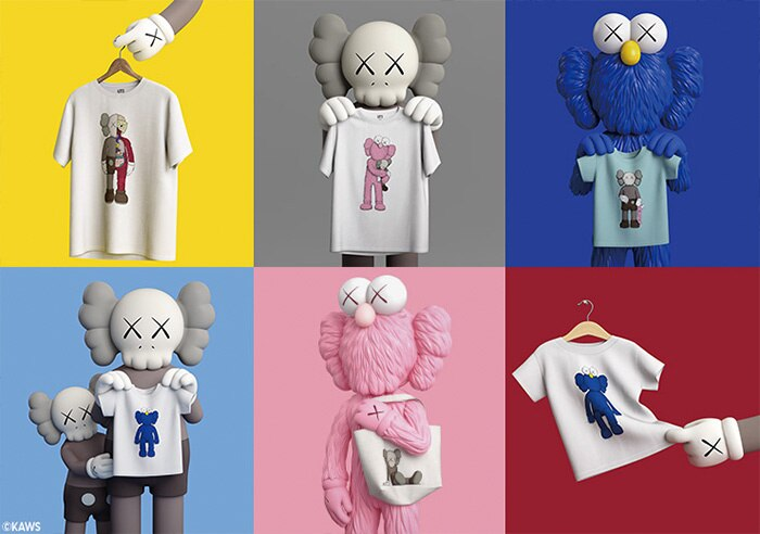 KAWS: SUMMER | DISPONIBLE 6 JUNIO