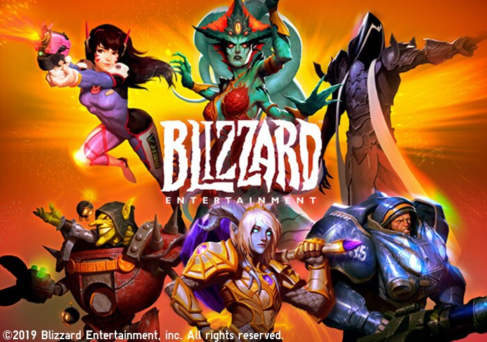 BLIZZARD ENTERTAINMENT | AVAILABLE NOW