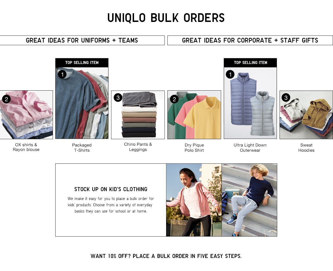 bulk order styling image