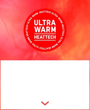 image anchor linking to ultra warm heattech range section
