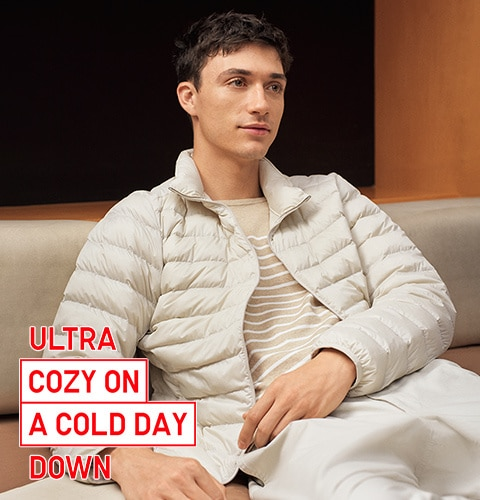ULTRA COZY ON A COLD DAY DOWN