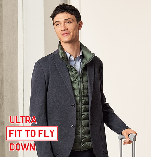 ULTRA FIT TO FLY DOWN