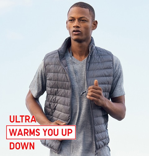 ULTRA WARMS YOU UP DOWN